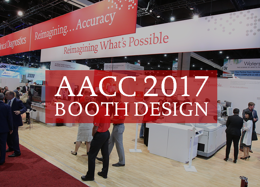 AACC Booth Design – IT Designs LLC